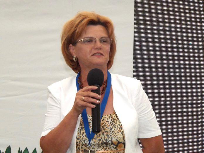 Elena Trotuş, directorul SCDA Secuieni