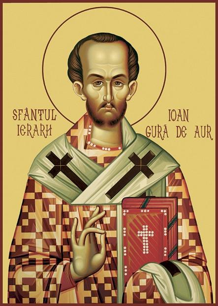Bildergebnis für Aducerea moaştelor Sfântului Ierarh Ioan Gură de Aur
